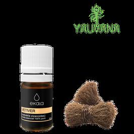 Aceite Esencial de Vetiver (Vetiveria Zizanoides) 100% Puro - Frasco x 5 ml