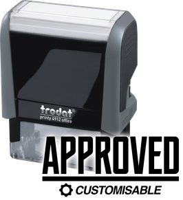 Trodat Printy 4913 Custom Rubber Stamp