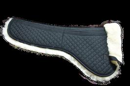 LAMMFELL PAD mit Korrektur Taschen ohne hinterer Kranz  - Natur
