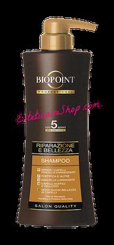 Biopoint Shampoo Riparazione e Bellezza 400ml