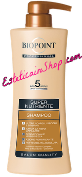 Biopoint Shampoo Super Nutriente 400ml