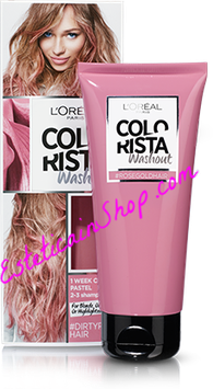 L'Oreal Colorista DirtyPink Tintura Semipermanente 80ml
