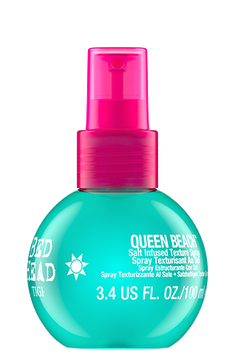 Tigi Bed Head Queen Beach Salt Infused Texture Spray 100ml