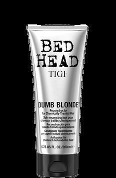 Tigi Dumb Blonde Condizionante Ricostruttore per Capelli Biondi