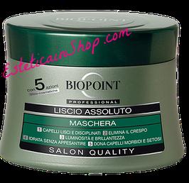 Biopoint Maschera Liscio Assoluto 250ml