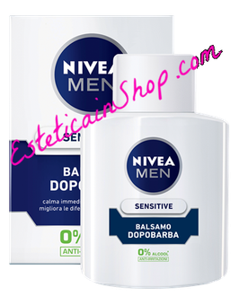 Nivea Men Sensitive Balsamo DopoBarba 100ml