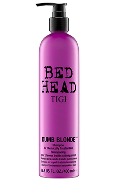 Tigi Bed Head Dumb Blonde Shampoo per Capelli Biondi