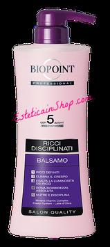 Biopoint Balsamo Ricci Disciplinati 400ml