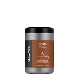 Allwaves  Restructuring – Maschera ristrutturante Cioccolato e Cheratina 1000ml