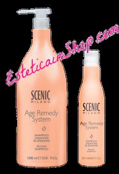 Scenic Shampoo Creatore di Spessore Age Remedy System