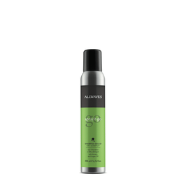 Allwaves Spray'n go Shampoo a secco con Cheratina e Olio d'Argan 200ml