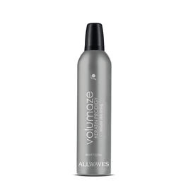 Allwaves Volumaze – Keratin Prodigy | Mousse volumizzante 400ml