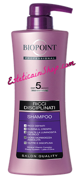 Biopoint Shampoo Lisci Disciplinati 400ml