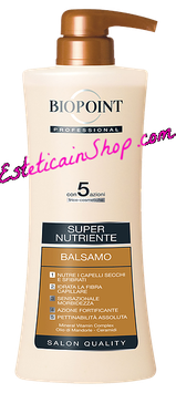 Biopoint Balsamo Super Nutriente 400ml