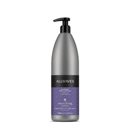 Allwaves Nourishing – Shampoo nutriente Mirtillo e Calendula 1000ml