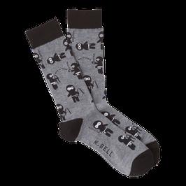 Men's Ninjas Crew Socks