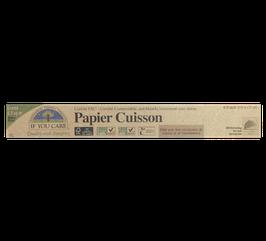 PAPIER CUISSON NON BLANCHI compostable grand format 19.8mx33cm