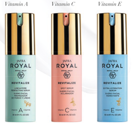 Royal Jelly RJx Fältchen- und Porenverfeinerndes Serum