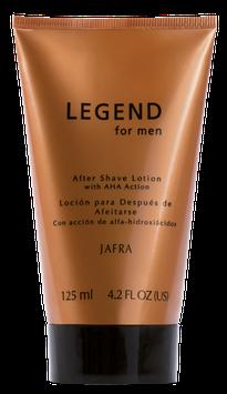 Legend After Shave Lotion mit Fruchsäurewirkung