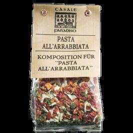 All' Arrabbiata - Komposition für Pasta 80g
