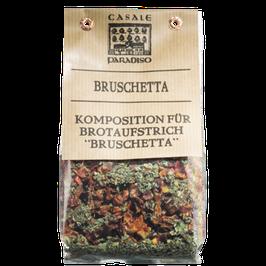 Bruschetta - Komposition für Brot 100g