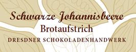 Brotaufstrich Schwarze Johannisbeere