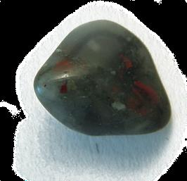 pierre roulée d'héliotrope