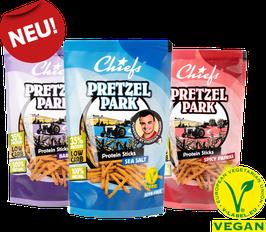 Pretzel Park - Protein Sticks