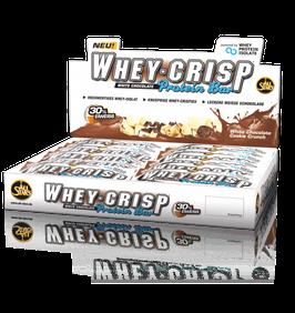 Whey-Crisp Bar