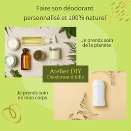 FAIRE SON DEODORANT 100% NATUREL