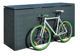 Fahrradbox, Fahrradgarage Ecoplus Bikebox
