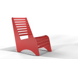 Gartenmöbel Spexx 1 Lounge-Stuhl