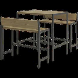 Sitzbänke/ Tisch Garnitur S5