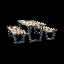 Sitzbänke/ Tisch Garnitur S2