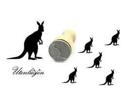 Känguru - mini Stempel