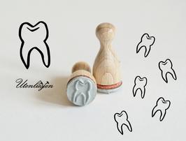 Stempel Zahn - Ministempel