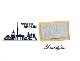 Motivstempel - Berlin