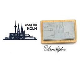 Motivstempel - Köln