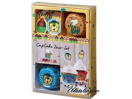 Janosch CupCake Muffin-Set