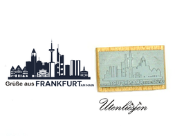 Motivstempel - Frankfurt