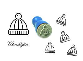 Mütze - mini Stempel