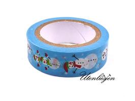 Washi Tape - Schneemänner