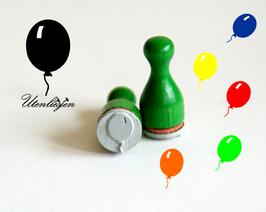 Luftballon - Ministempel