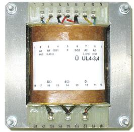 Ausgangsübertrager AMP5 - output transformer AMP5