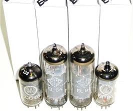 Röhrensatz AMP2 - tube set AMP2