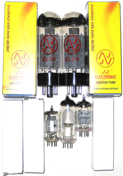 Röhrensatz AMP5 - tube set AMP5
