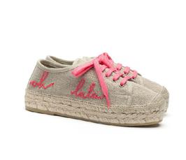 "Vidoretta Flats ""Oh lala"" pink"