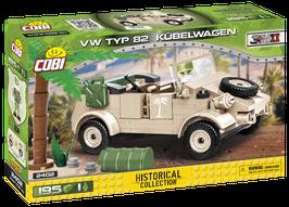 Cobi - 2402 VW Typ 82 Kübelwagen DAK OVP