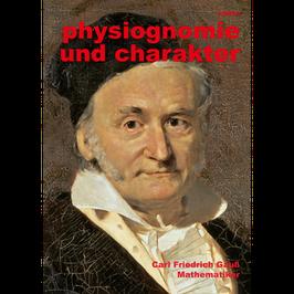 Physiognomie und Charakter 1/2014