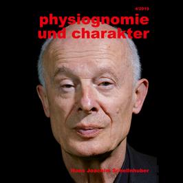 Physiognomie und Charakter 4/2019